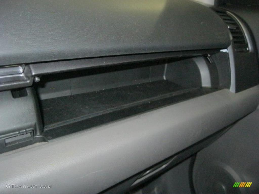 2008 CR-V LX 4WD - Royal Blue Pearl / Gray photo #29