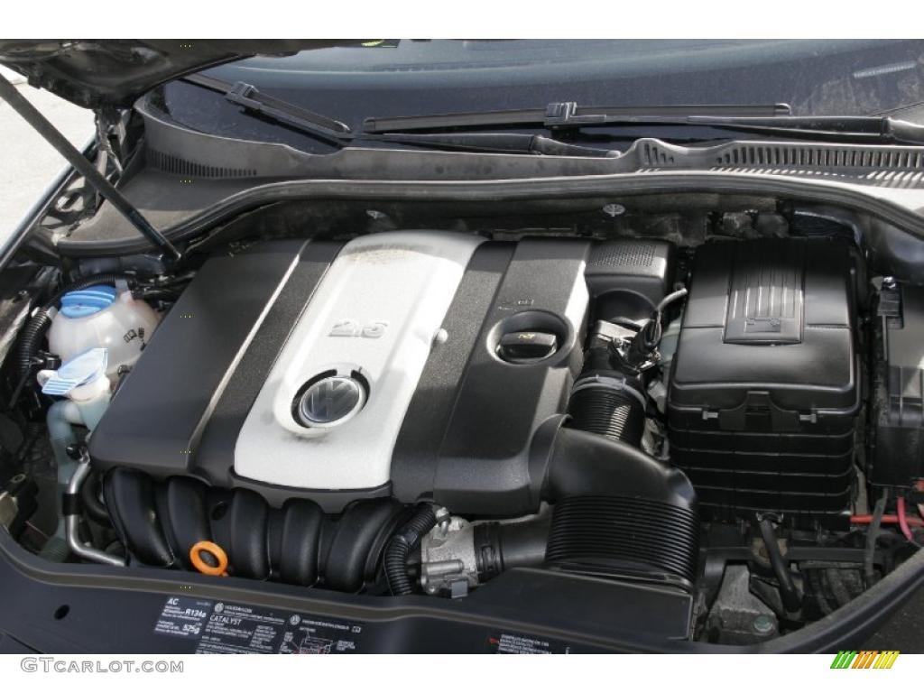 2005 Volkswagen    Jetta       2      5    Sedan    2   5L DOHC 20V Inline    5    Cylinder    Engine    Photo  44743523