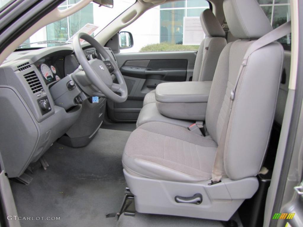 Lone Star Dodge >> 2008 Dodge Ram 1500 SXT Regular Cab interior Photo