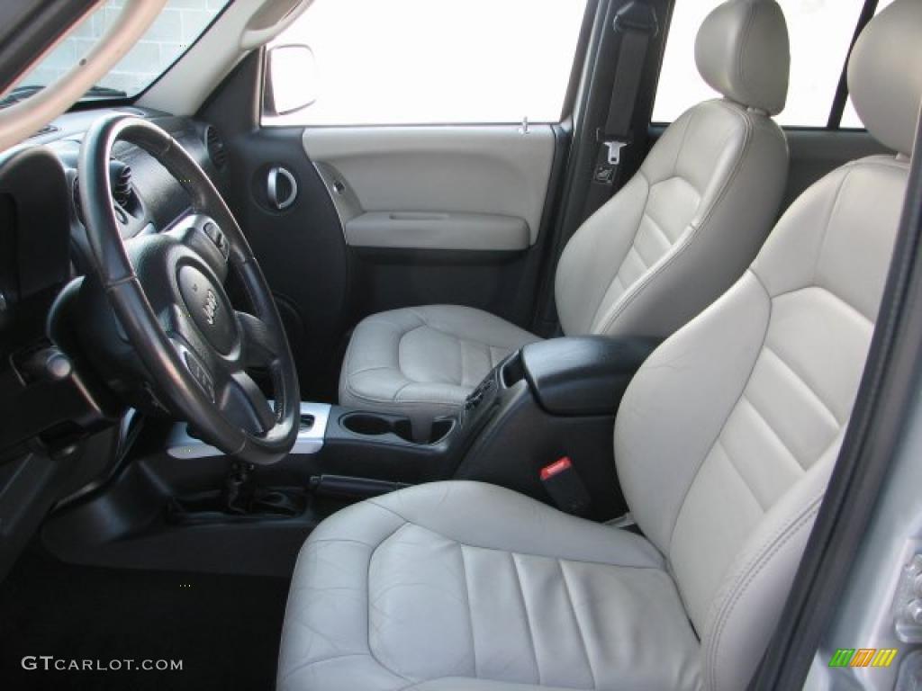 2003 Jeep Liberty Limited 4x4 Interior Photo 44744035