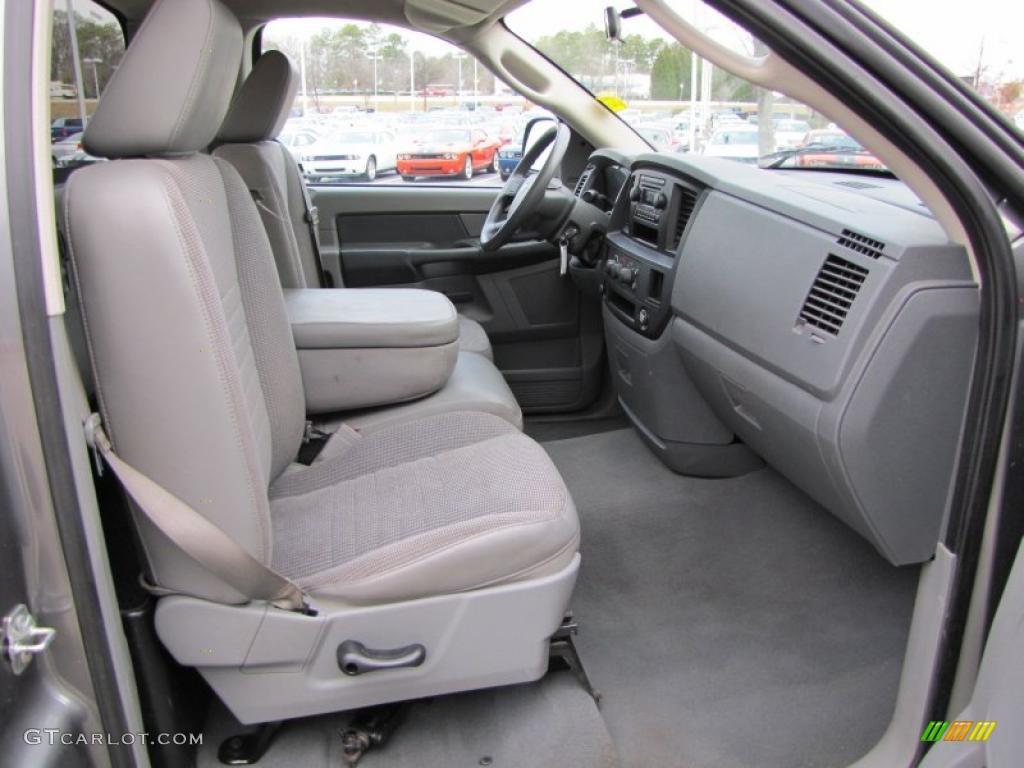 2008 Dodge Ram 1500 Sxt Regular Cab Interior Photo 44744107