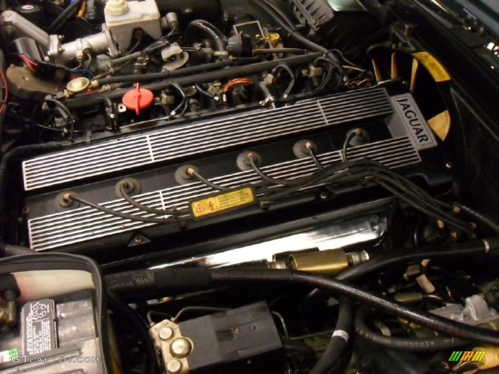 1989 Jaguar Xj Xj6 Engine Photos