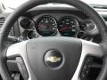 2011 Black Chevrolet Silverado 1500 LT Crew Cab  photo #12