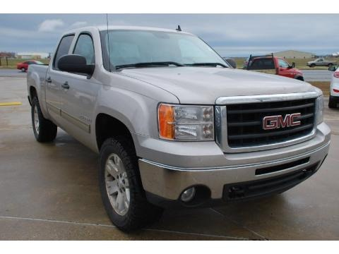 2009 gmc sierra 1500 sle crew cab 4x4 data info and specs. Black Bedroom Furniture Sets. Home Design Ideas