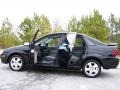 2005 Pitch Black Ford Focus ZX4 SES Sedan  photo #14
