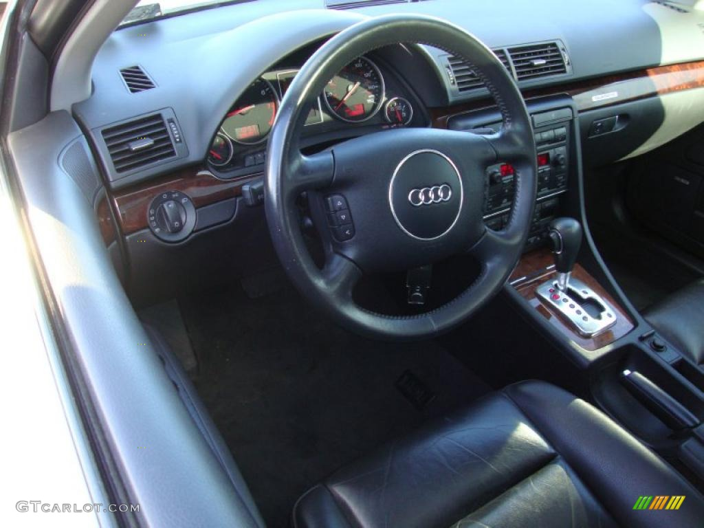2001 audi a4 interior. Black Bedroom Furniture Sets. Home Design Ideas