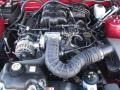 2007 Redfire Metallic Ford Mustang V6 Premium Coupe  photo #25