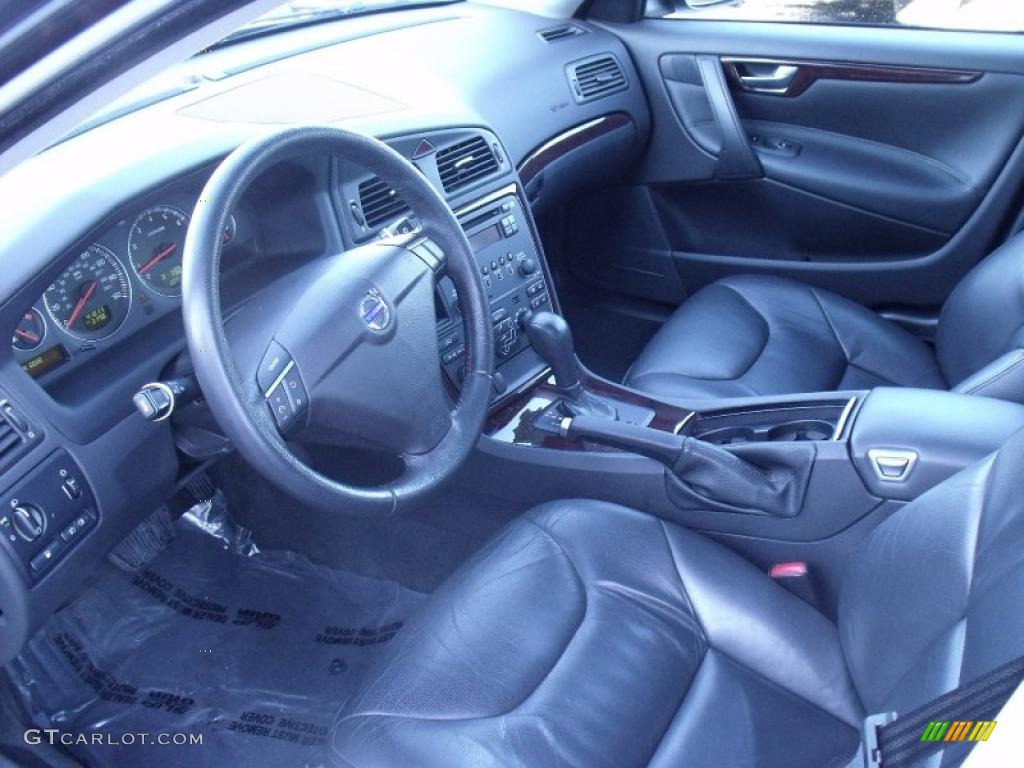 Graphite Interior 2008 Volvo S60 2 5t Awd Photo 44759663