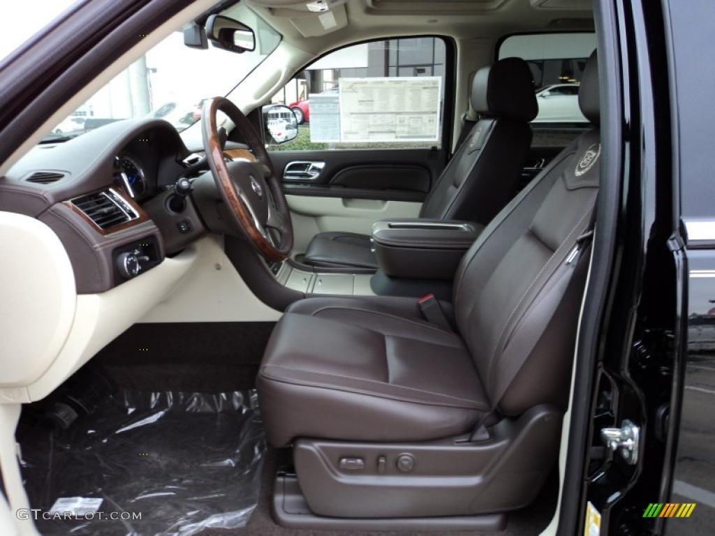 2011 Cadillac Escalade Esv Platinum Interior Photo 44763696