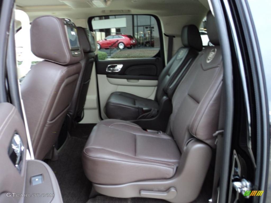 2011 Cadillac Escalade Esv Platinum Interior Photo 44763712