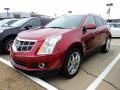 Front 3/4 View of 2011 SRX FWD