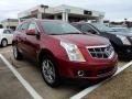 Crystal Red Tintcoat - SRX FWD Photo No. 2