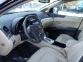 Desert Beige Prime Interior Photo for 2008 Subaru Tribeca #44764452