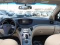 Desert Beige Dashboard Photo for 2008 Subaru Tribeca #44764657