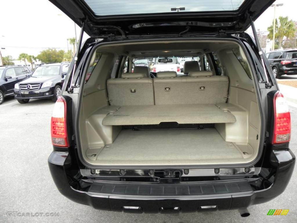 2007 Toyota 4runner Limited Trunk Photo 44768761