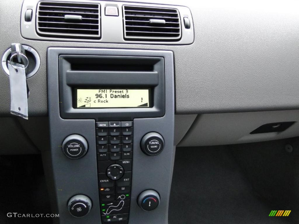 2007 volvo s40 controls photo 44773229. Black Bedroom Furniture Sets. Home Design Ideas