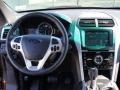 2011 Ford Explorer Pecan/Charcoal Interior Dashboard Photo
