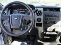 Steel Gray 2011 Ford F150 Interiors