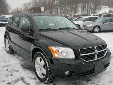 2007 Dodge Caliber SXT Data, Info and Specs