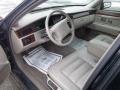 1995 Cadillac DeVille Gray Interior Prime Interior Photo