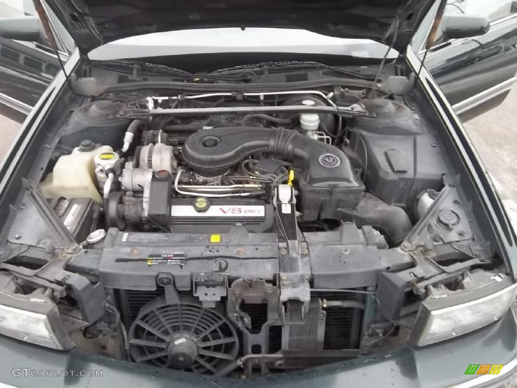 How To Replace Engine In A 1995 Cadillac Eldorado