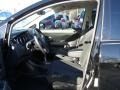 Charcoal 2011 Nissan Versa Interiors