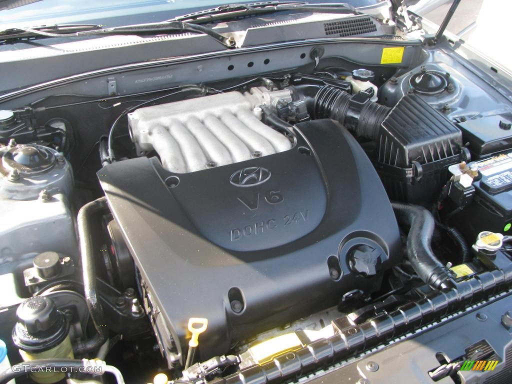 hyundai sonata dohc engine diagram pictures 2002 Hyundai Sonata Wiring-Diagram  2002 hyundai santa fe engine diagram