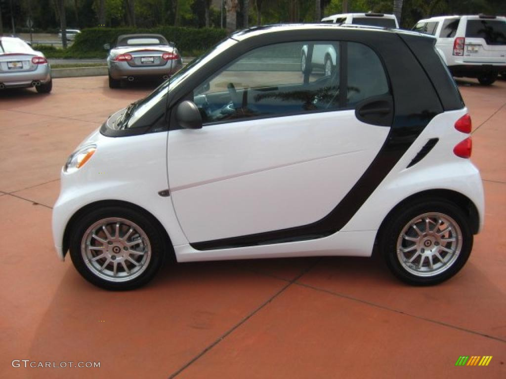 Smart Car Pure Coupe Review