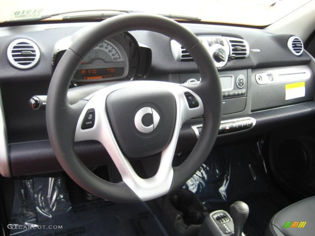 2011 smart fortwo passion coupe interior photo 44806836. Black Bedroom Furniture Sets. Home Design Ideas
