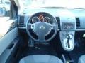 2011 Nissan Sentra Charcoal Interior Transmission Photo