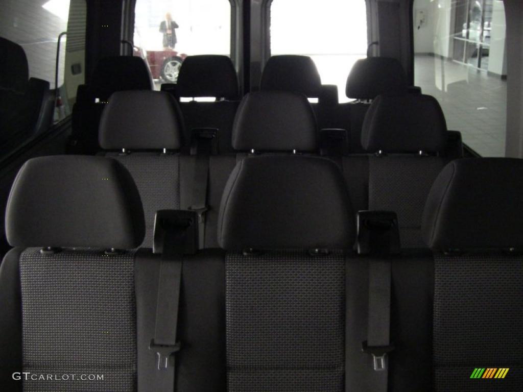 2011 Mercedes Benz Sprinter 2500 Passenger Van Interior Photo 44814032