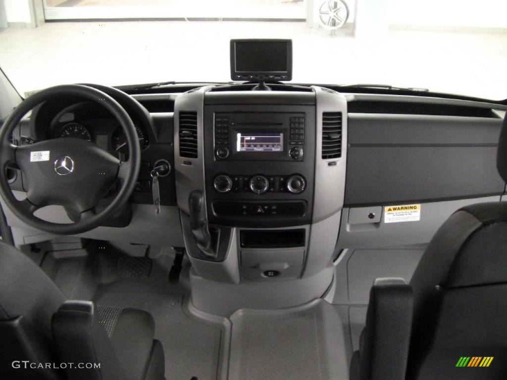 2011 Mercedes-Benz Sprinter 2500 Passenger Van Black ...