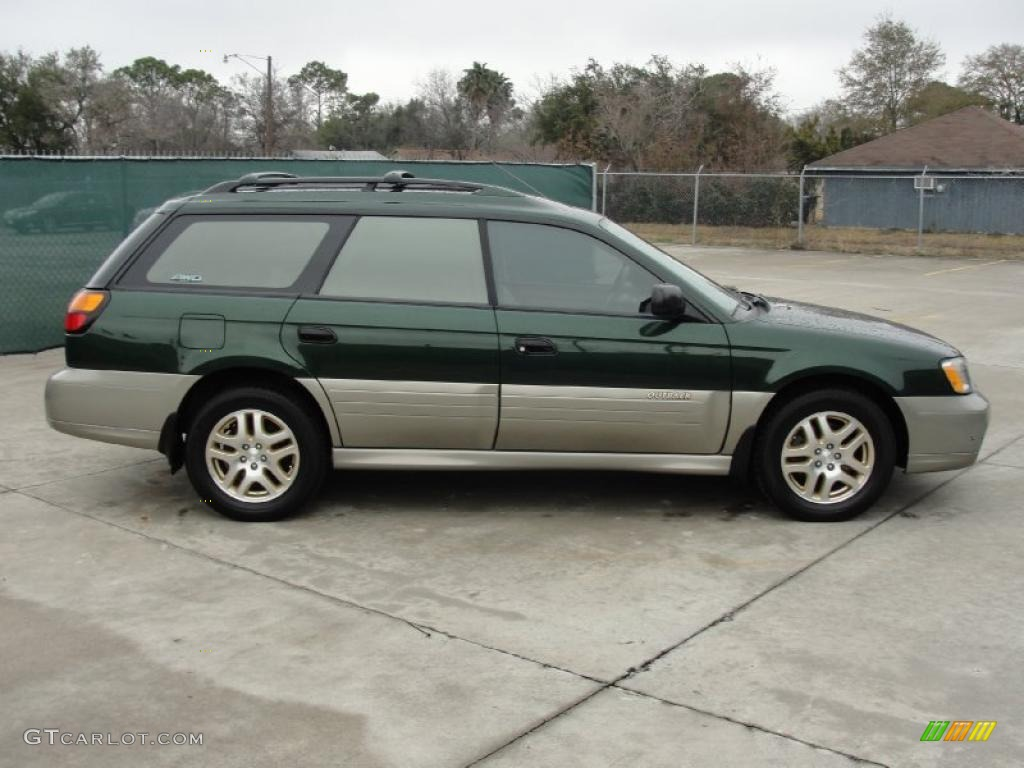 Timberline green metallic 2001 subaru outback limited wagon timberline green metallic 2001 subaru outback limited wagon exterior photo 44817908 vanachro Images