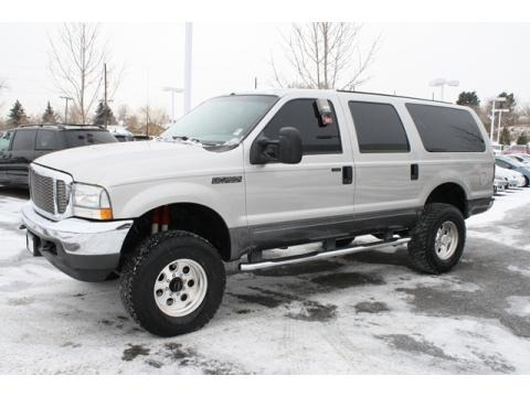 Ford Excursion Xlt X Data Info And Specs