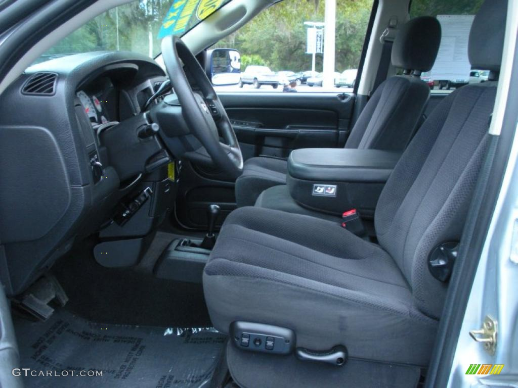 2004 dodge ram 3500 slt quad cab 4x4 dually interior photo. Black Bedroom Furniture Sets. Home Design Ideas