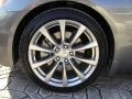 2010 Infiniti G 37 Convertible Wheel and Tire Photo