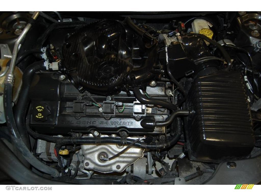 2005 Dodge Stratus Sxt Sedan 2 7 Liter Dohc 24
