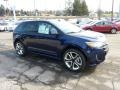 Kona Blue Metallic - Edge Sport AWD Photo No. 5