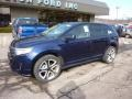 Kona Blue Metallic - Edge Sport AWD Photo No. 7