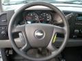 Dark Titanium Steering Wheel Photo for 2008 Chevrolet Silverado 1500 #44841360