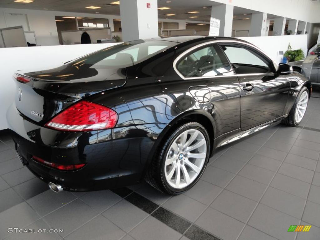 azurite black metallic 2010 bmw 6 series 650i coupe. Black Bedroom Furniture Sets. Home Design Ideas