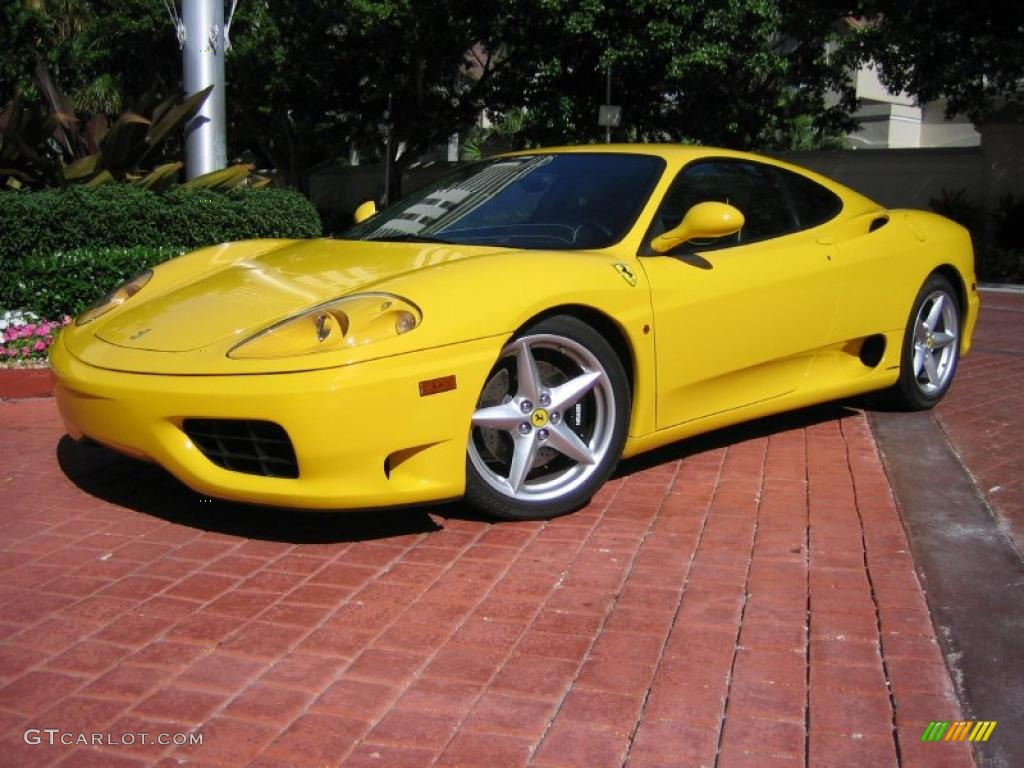 2002 Fly Yellow Ferrari 360 Modena 44805504 Photo 3 Gtcarlot Com Car Color Galleries