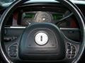 2003 Lincoln Town Car Black Interior Steering Wheel Photo