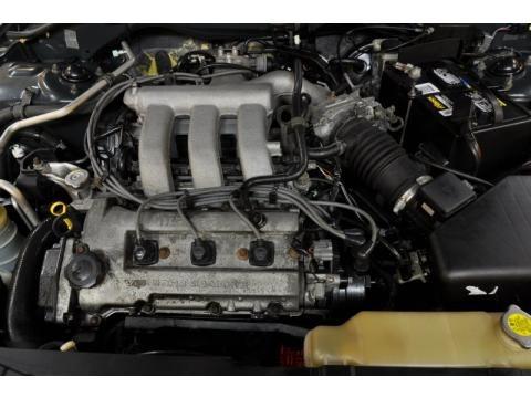 2000 Mazda Millenia 2.5 Liter DOHC 24-Valve V6 Engine