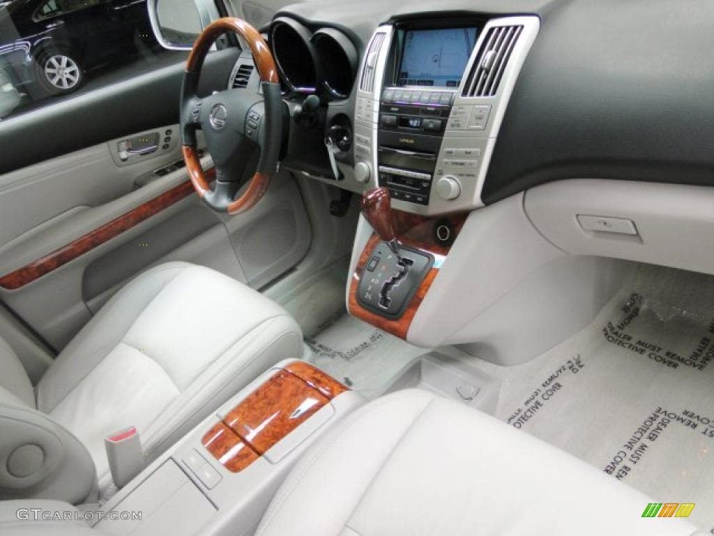 light gray interior 2009 lexus rx 350 pebble beach edition. Black Bedroom Furniture Sets. Home Design Ideas