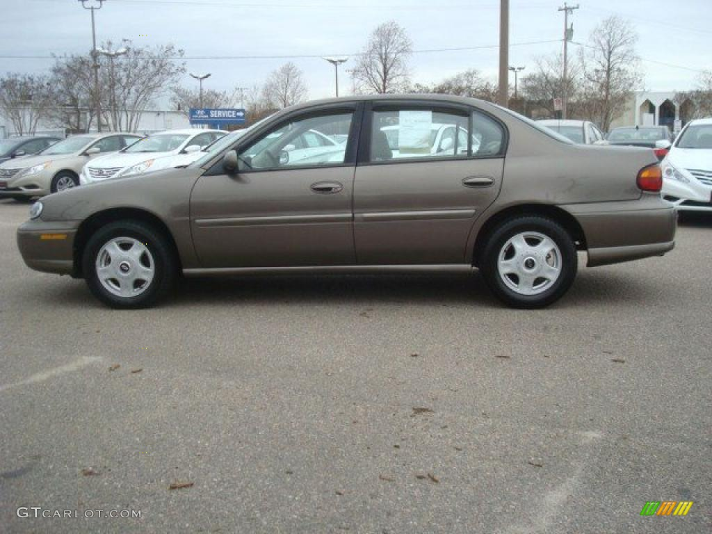 medium bronzemist metallic 2001 chevrolet malibu ls sedan. Black Bedroom Furniture Sets. Home Design Ideas