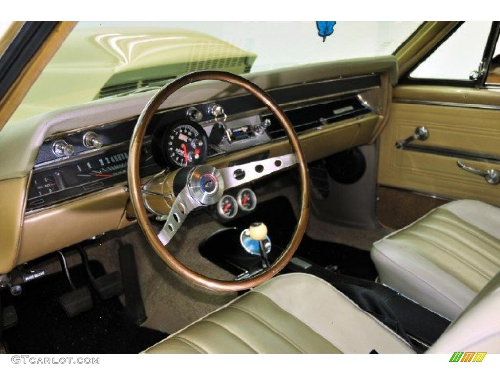 Light Fawn Interior 1966 Chevrolet Chevelle Ss Coupe Photo 44873785
