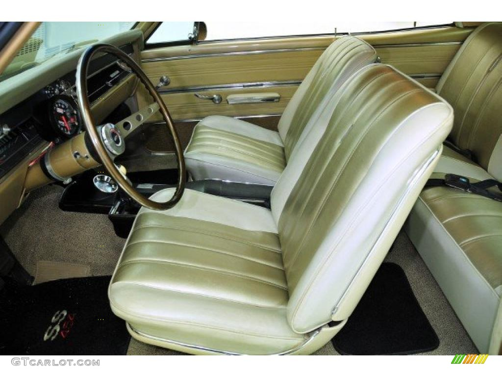 Light Fawn Interior 1966 Chevrolet Chevelle Ss Coupe Photo 44874145