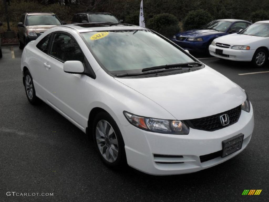 taffeta white 2010 honda civic ex l coupe exterior photo. Black Bedroom Furniture Sets. Home Design Ideas