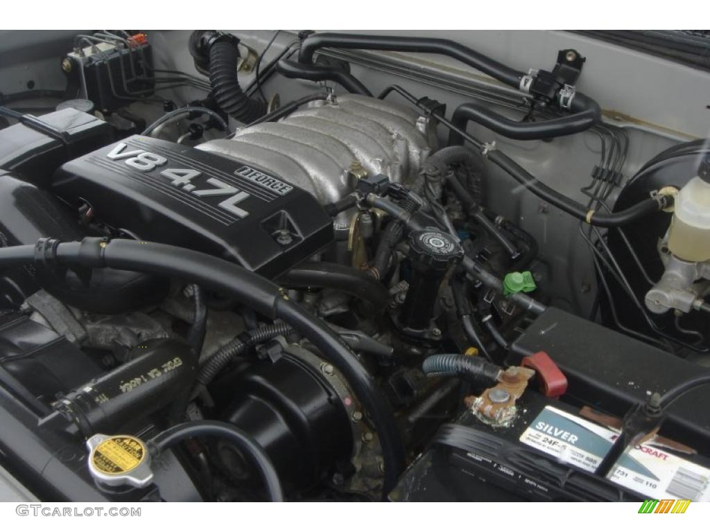 2003 Toyota Tundra Sr5 Access Cab 4 7 Liter Dohc 32